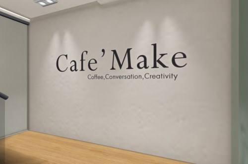 Cafe'Make Art Gallery