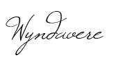 Signature of Wyndavere