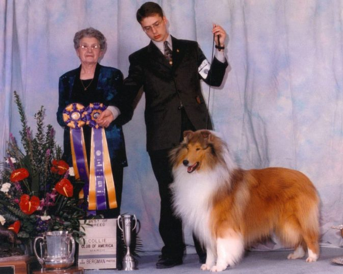 Ch. Southland's Bowen Island - Sable Collie