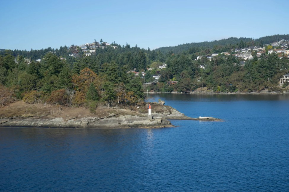 Beacon at Nanaimo