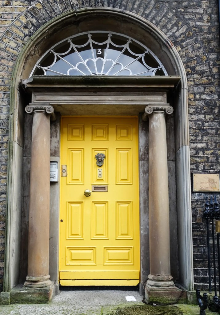 Dublin Doors (2 of 15)