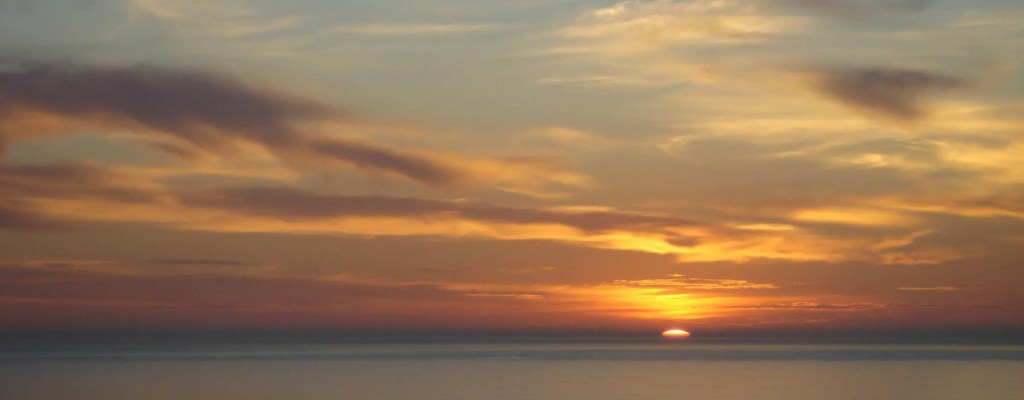 Sunday Serenity: Sunset Silence