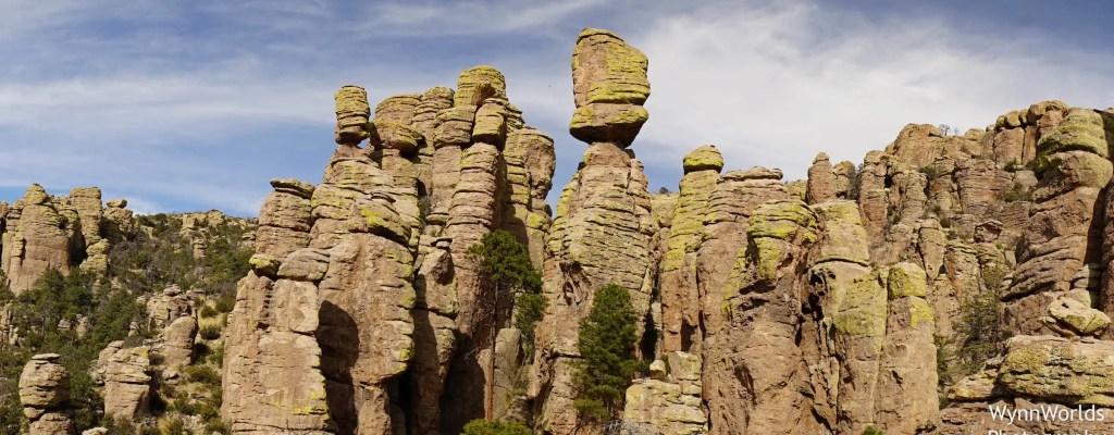 Sunday Serenity: Chiricahua Canyons