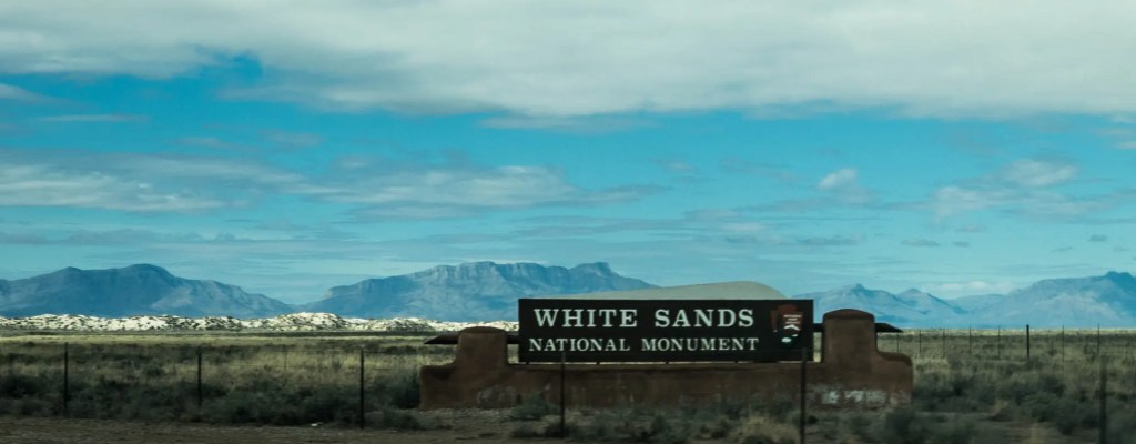 Fantastic Friday: White Sands National Monument