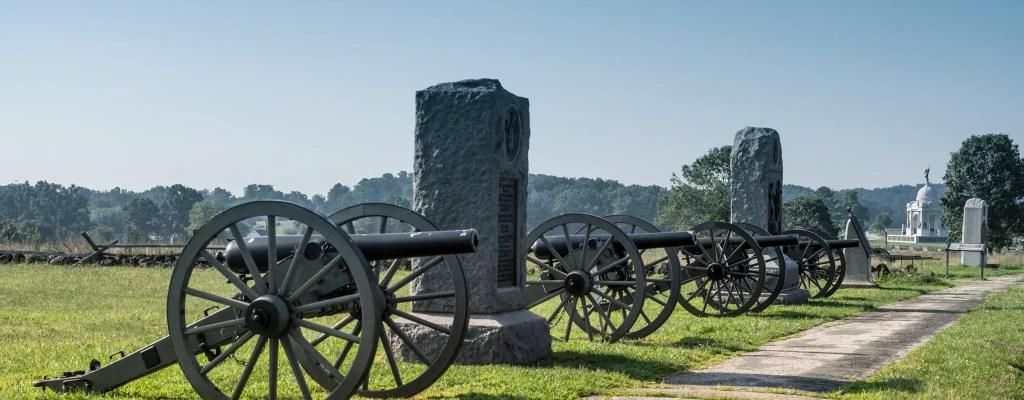 Southern Tour: Gettysburg Redux