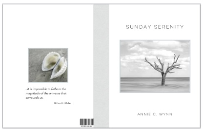 Cover of Sunday Serenity photo book