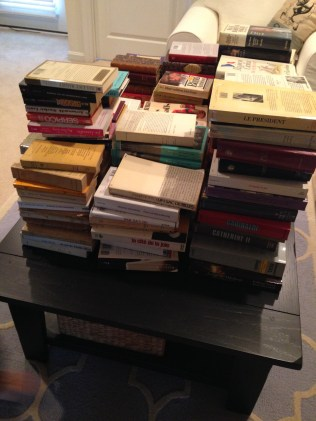 books will have a new home