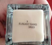 Number 3 Elegant Sand