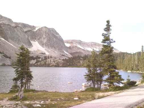 Lake Marie (courtesy Sean Ryan)