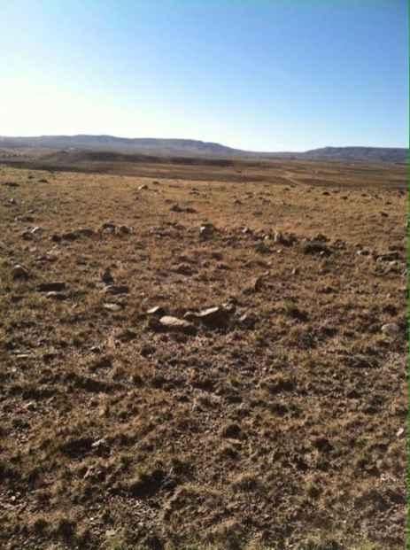 """Teepee Ring. Taken on Public Land."" (Brandon Fuss Mcnamara)"