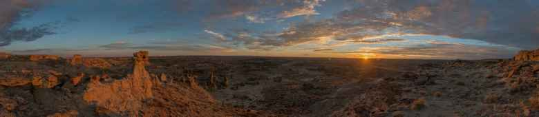 Adobe Town's unusual landscape gives the sense of being on another planet, Julia Stuble said. Wyoming's Red Desert is one of several places columnist Kelsey Dayton wants to explore in 2017. Photo by Scott Copeland.