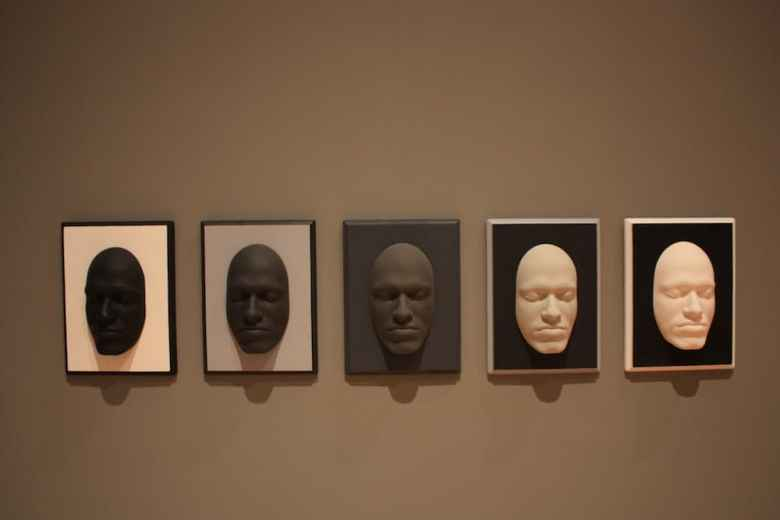 Curtis Holcomb's piece Spectrum received the David Reif Sculpture Award, Student Art League Award, and the UW Art Museum National Advisory Board Award. (Molly Bredehoft)