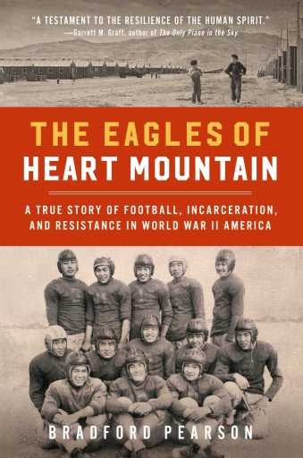 """The Eagles of Heart Mountain"" book cover."