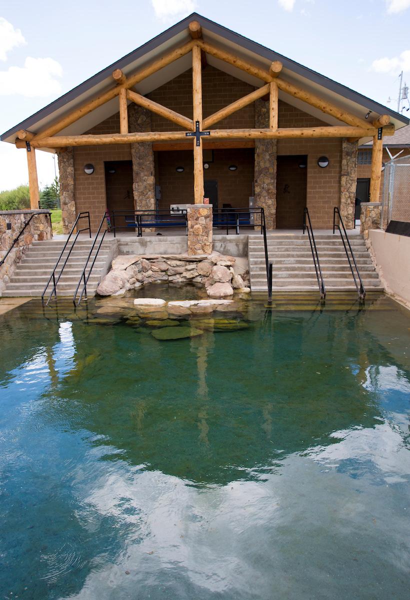 Saratoga Hot Springs Hobo Pool