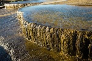 Wyoming hot springs