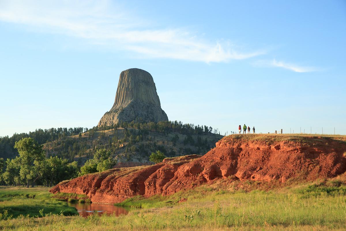 Wyoming family-friendly hikes