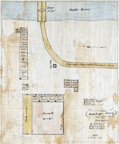 Fort Casper Plan