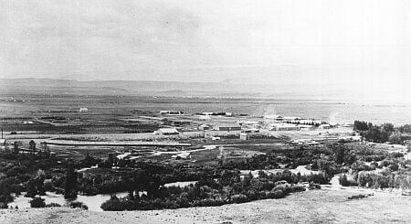 Fort Washakie in 1883