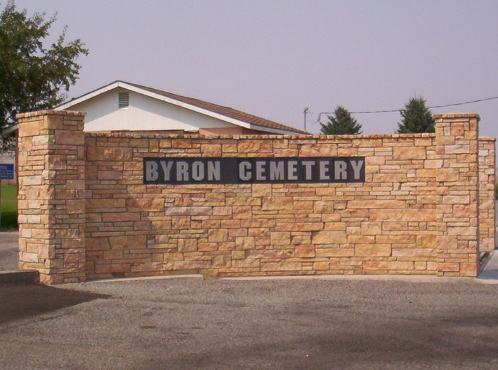 Byron Cemetery, Big Horn County, Wyoming