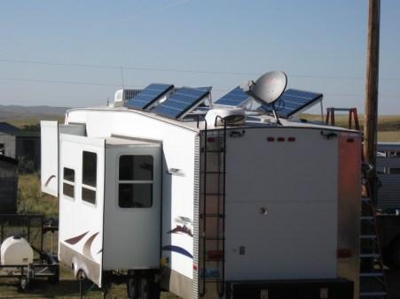 720 watts of Solar