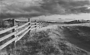 cinematic of wyoming landscape