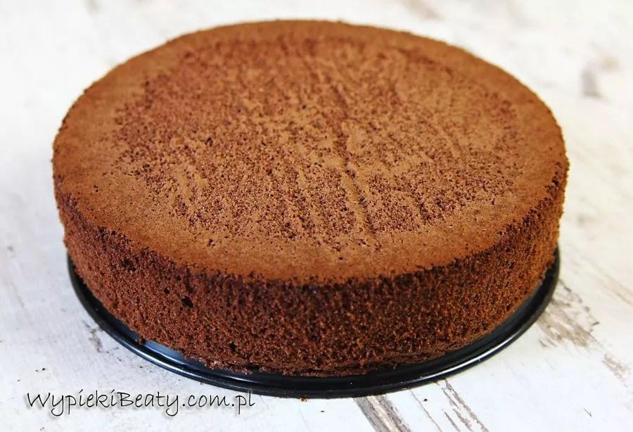 biszkopt czekoladowy kakaowy 1