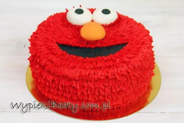 tort elo na urodziny