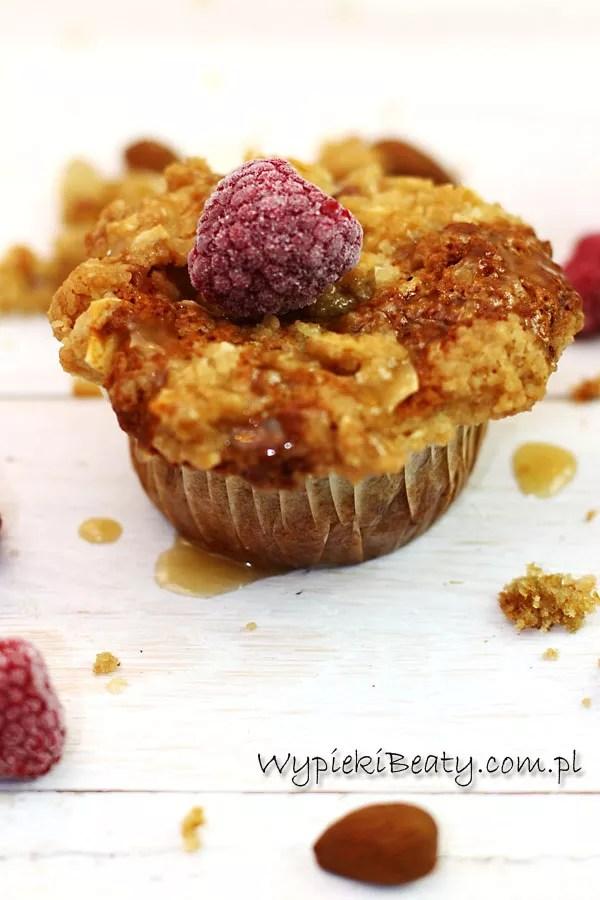 razowe muffinki z malinami3
