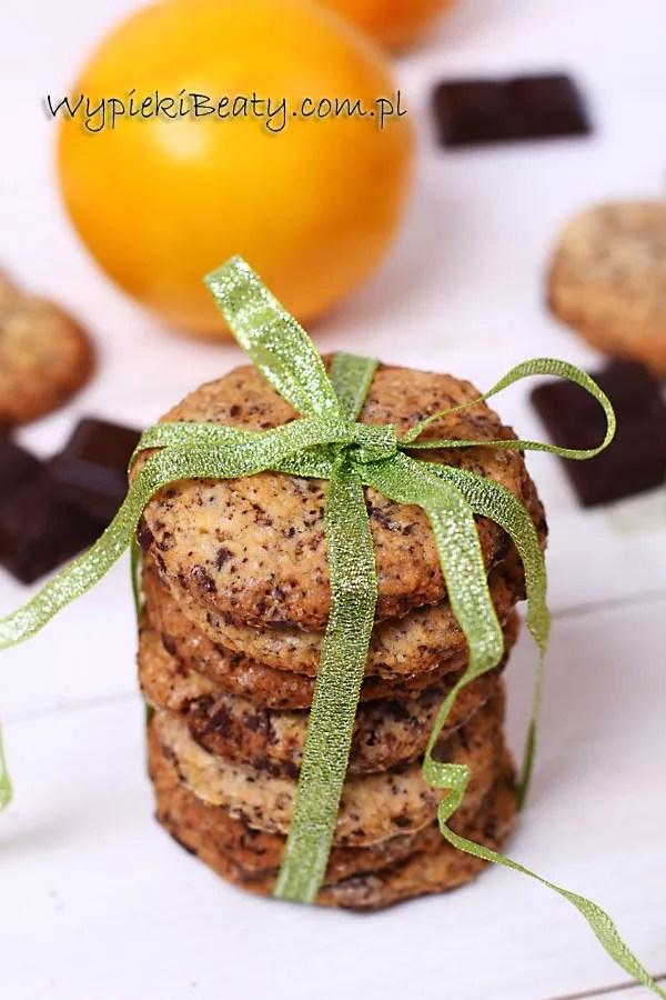 ciasteczka czekoladowo-pomarańczowe3