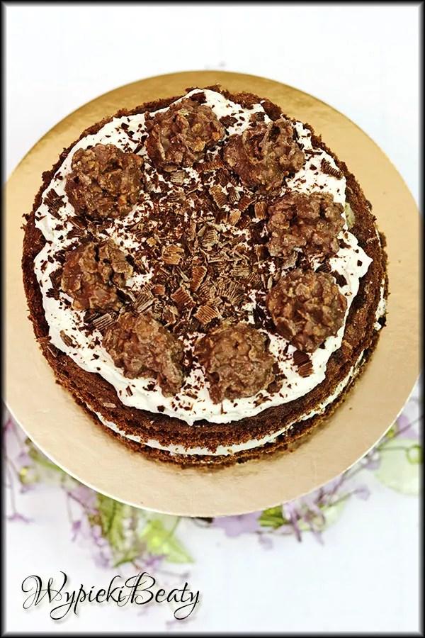 czekoladowy biszkopt Wiktorii4