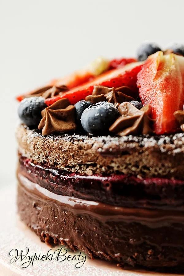 torcik czekoladowo-wiśnowy_1
