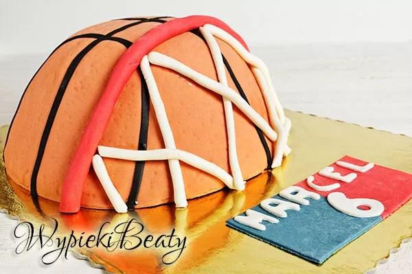 tort koszykówka