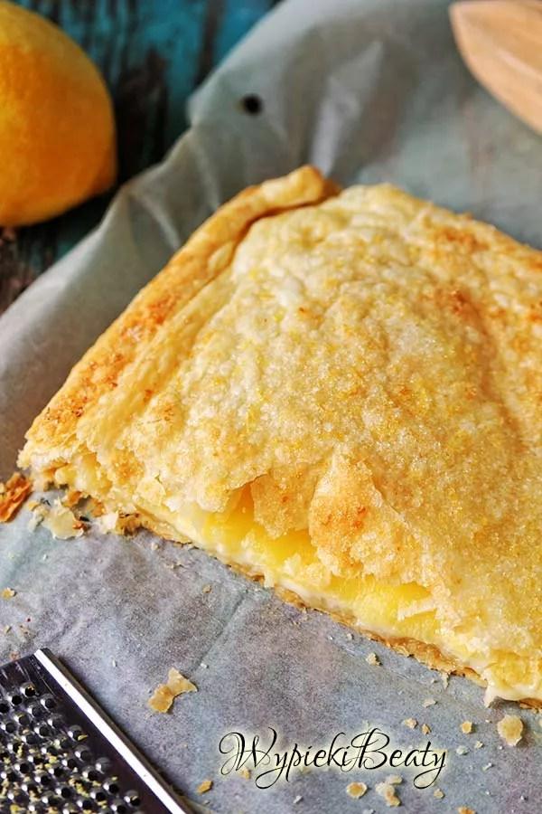 cytrynowe ciastka francuskie 3