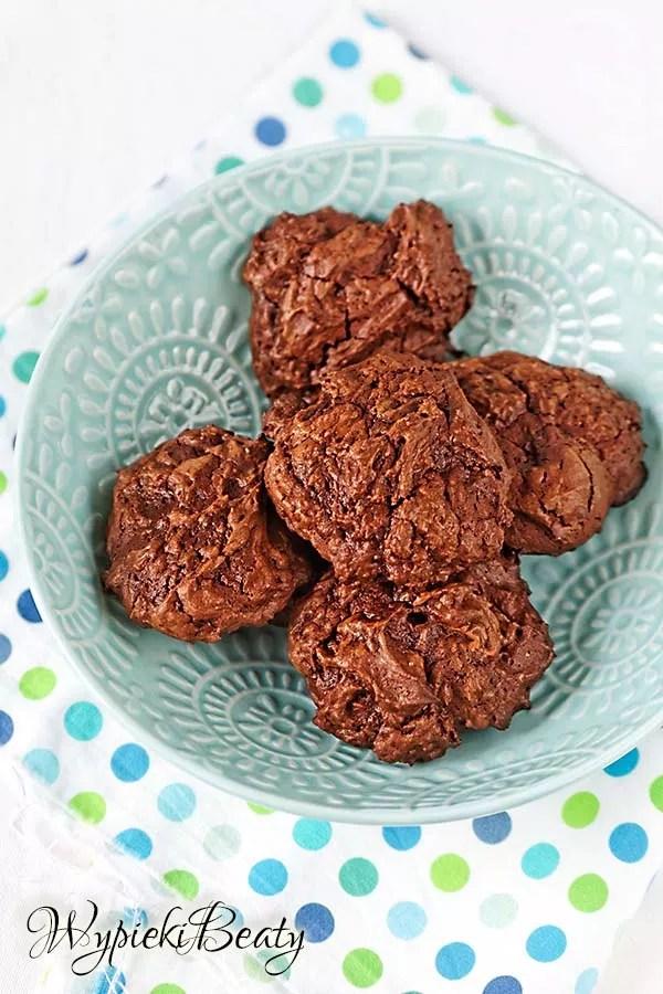 ciasteczka brownie 2