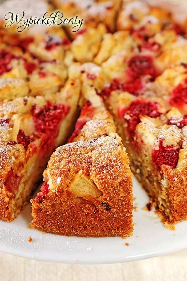 ciasto owocowe Donny Hay 4