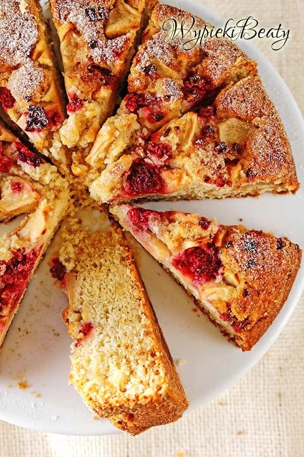 ciasto owocowe Donny Hay 5