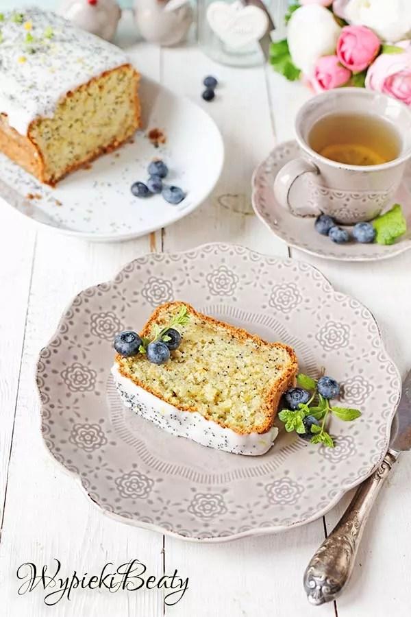 ciasto cytrynowe z makiem 8