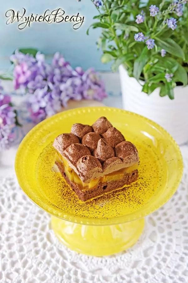 Ciasto Czekoladowa Delicja Najlepsze Przepisy Blog Kulinarny