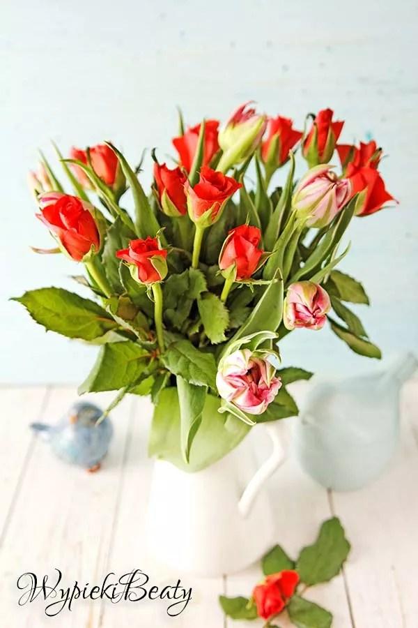 fit placuszki kwiaty