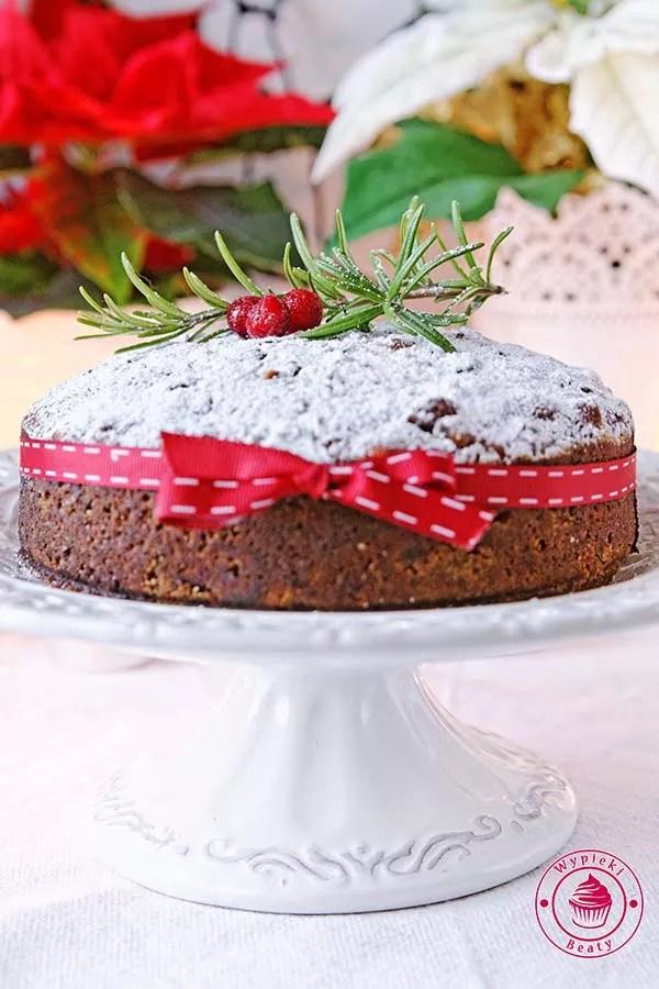 ciasto na boże narodzenie