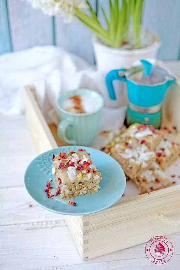 ciasto na mleczku kokosowym