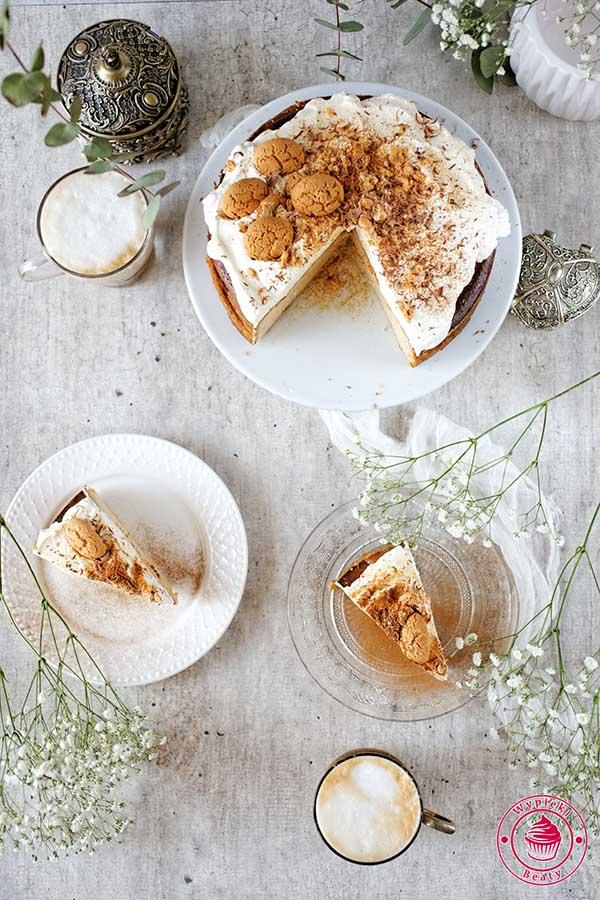 ciasto z kawą