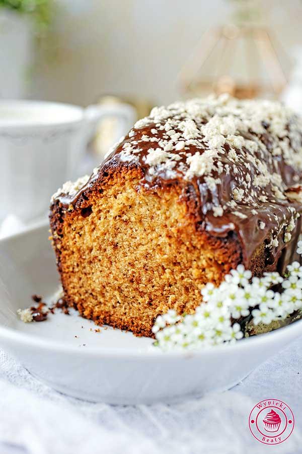 proste ciasto z chałwą