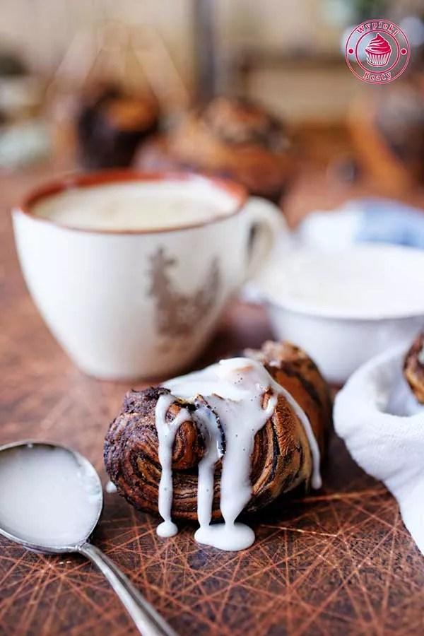 bułeczki z czekoladą