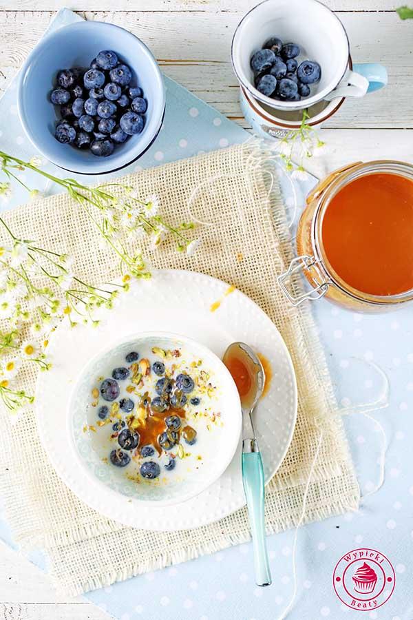 komosanka na śniadanie