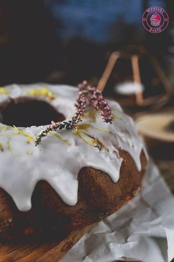 cytrynowe ciasto cukiniowe