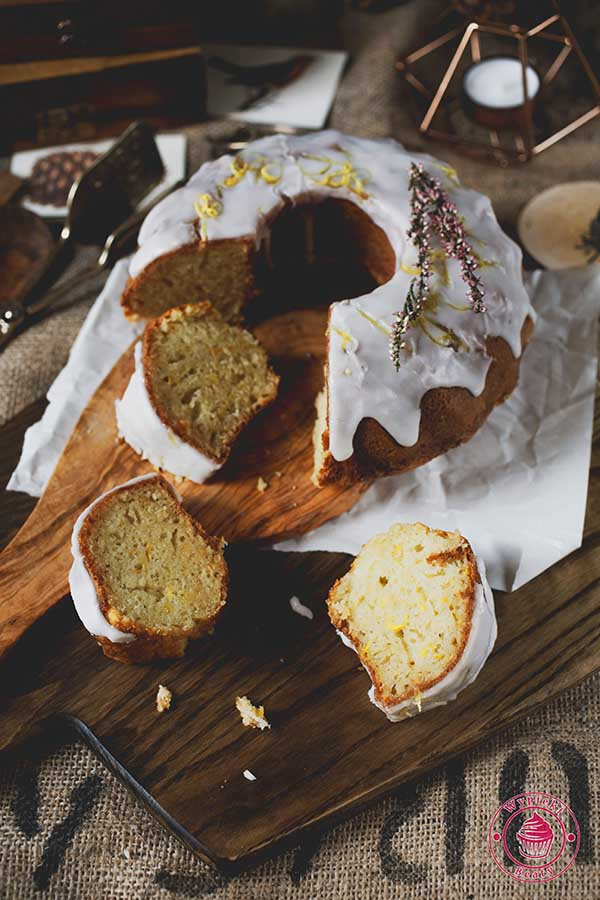 cytrynowe ciasto z cukinią