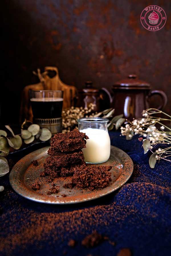 zdrowe ciasteczka z awokado