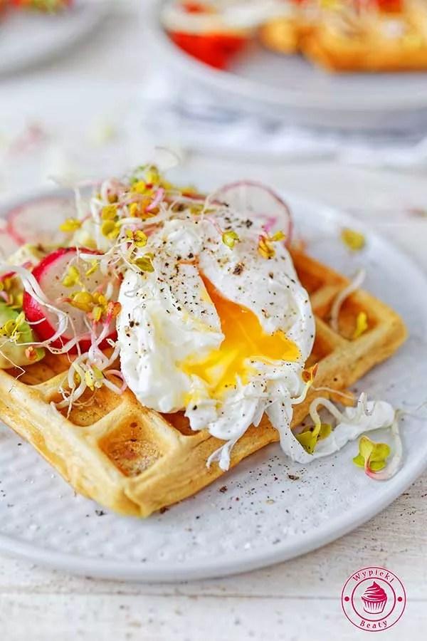 gofry śniadaniowe