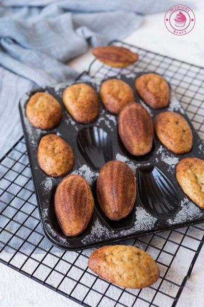 magdalenki z czekoladą